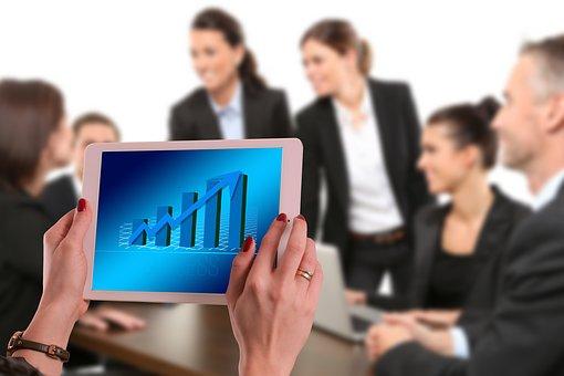商人, 股票交易所, 团队, 团队协作, 成功, 趋势, 公司, 业务, 熊贸易