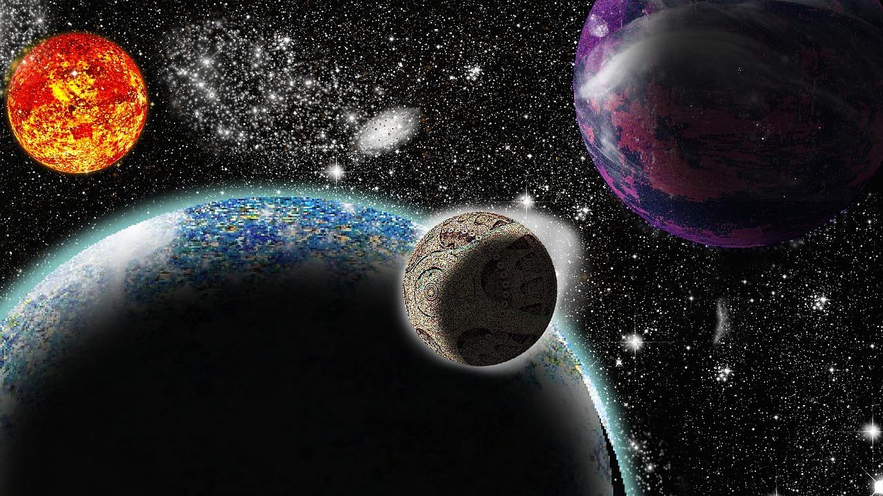 Espacio Creatividad Universo - Imagen gratis en Pixabay
