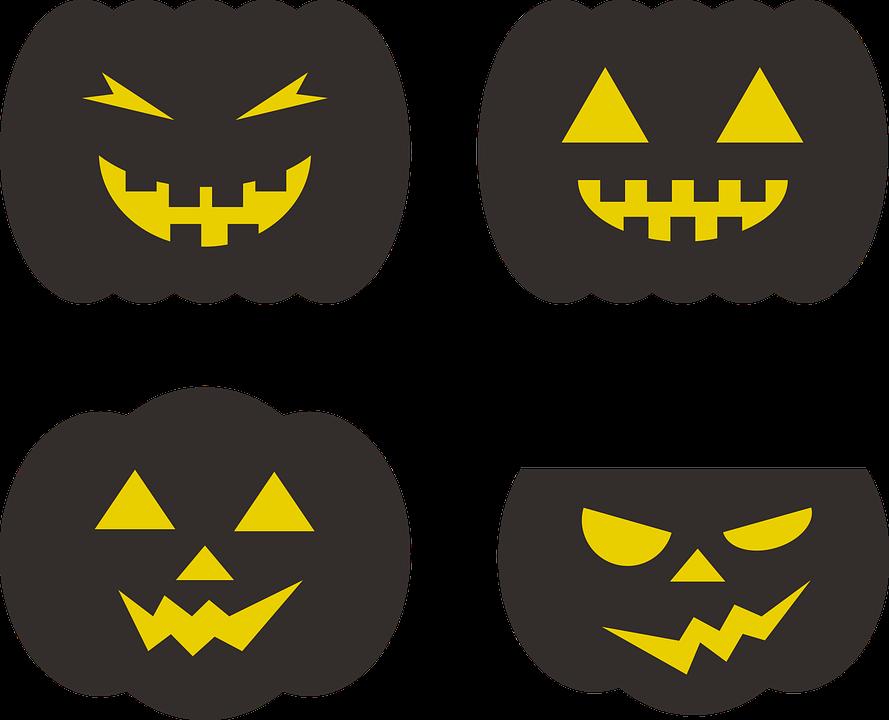 Halloween 2019 Pompoen.Halloween Pompoen Oogst Gratis Vectorafbeelding Op Pixabay