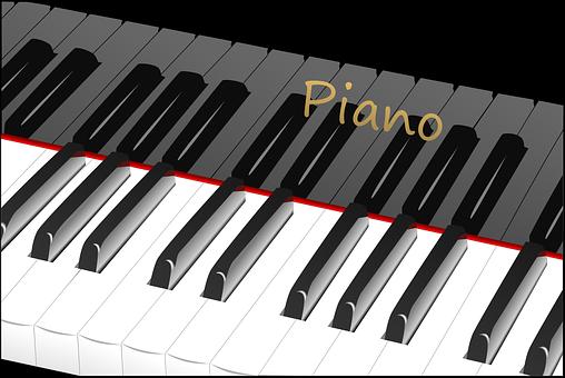 70+ Free Piano & Music Vectors - Pixabay
