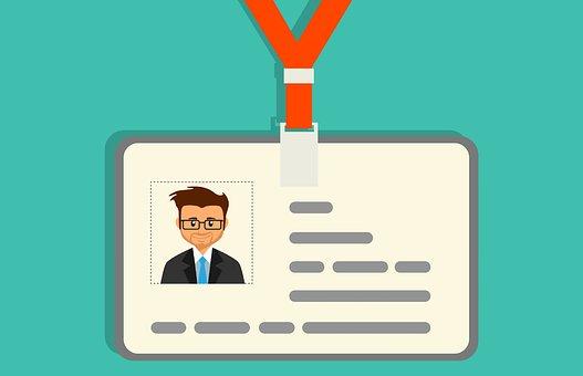 Id, 運転免許証, 個人のアイデンティティ, 検証, ビジネス カード