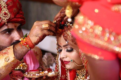 Ấn Độ, Văn Hóa, Làm Cỏ, Người, Henna