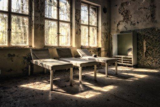 Sanatorium, Anstalt, Klinik, Krankenhaus