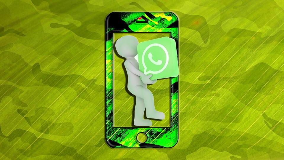Whatsapp, Messenger, Kommunikation, Smartphone, Telefon