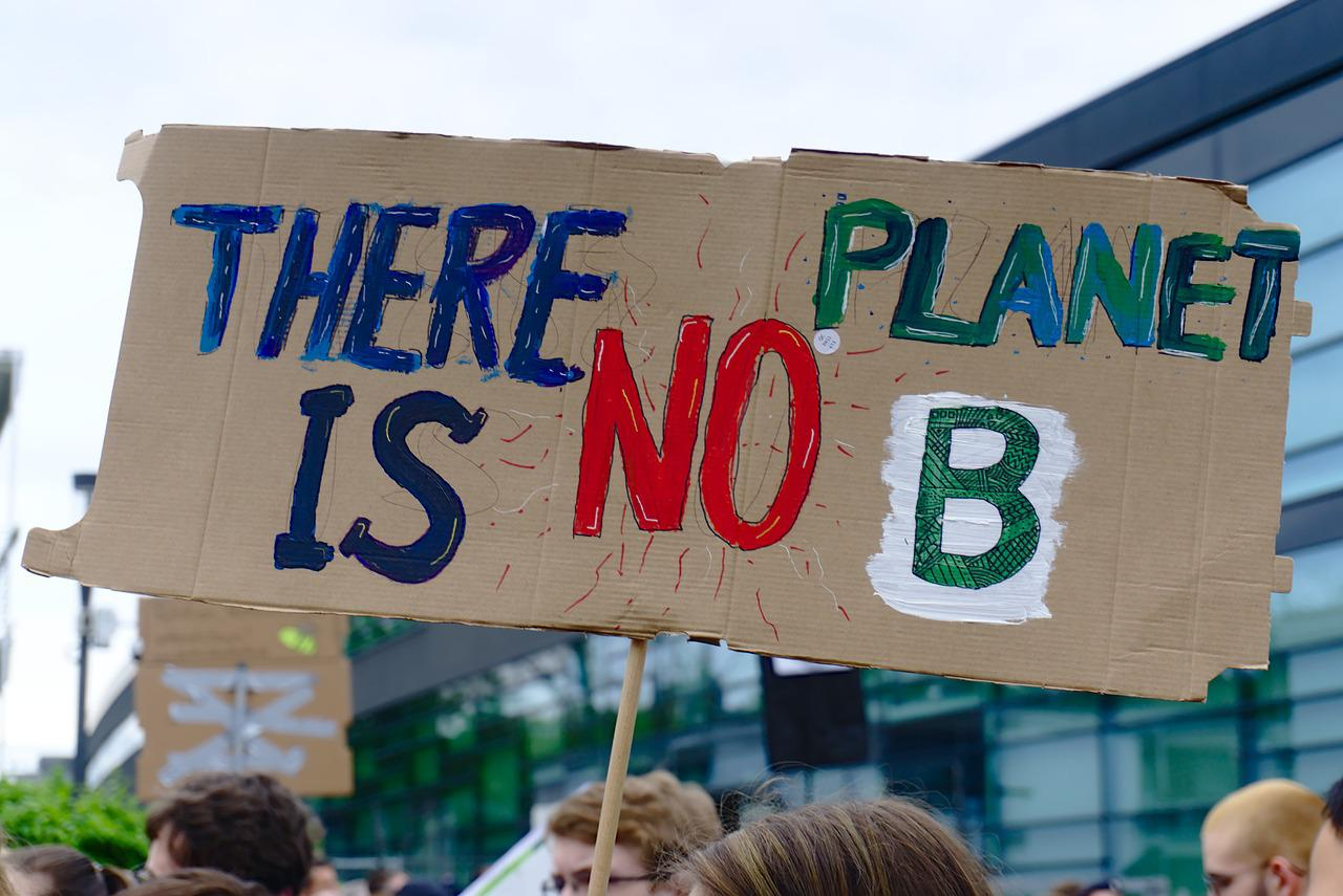 Fridays For Future, Klimastreik, Demonstration
