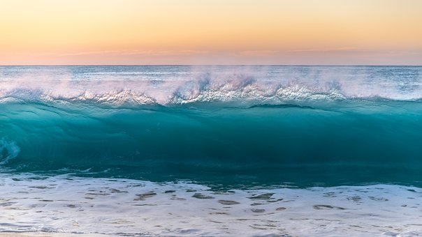 Beach, Sea, Wave, Water, Ocean