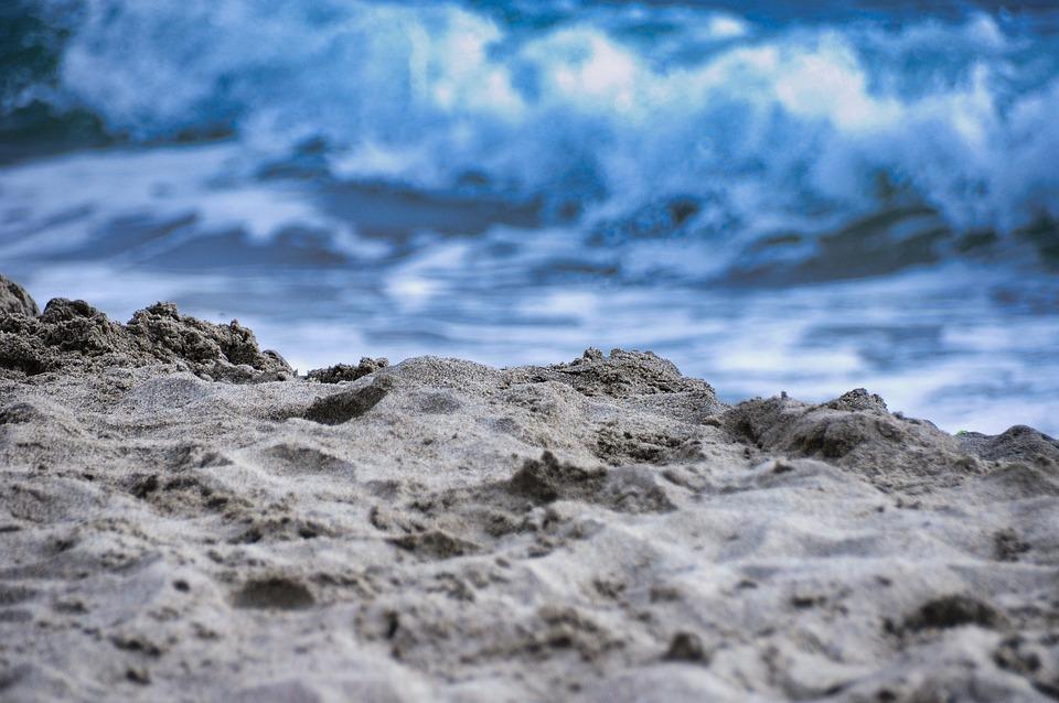 Piasek Morza Samotność Darmowe Zdjęcie Na Pixabay