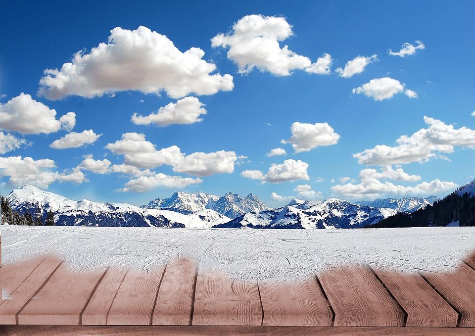 Nubi Montagne Neve Foto Gratis Su Pixabay