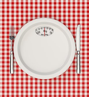 Diet, Plate, Food, Fork, Knife, Eating