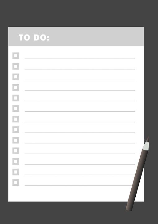 Todo To Do Finish Check - Free image on Pixabay