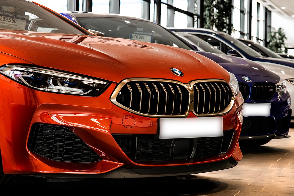 Bmw M850I, Gran Tourer, Sportwagen, Showroom