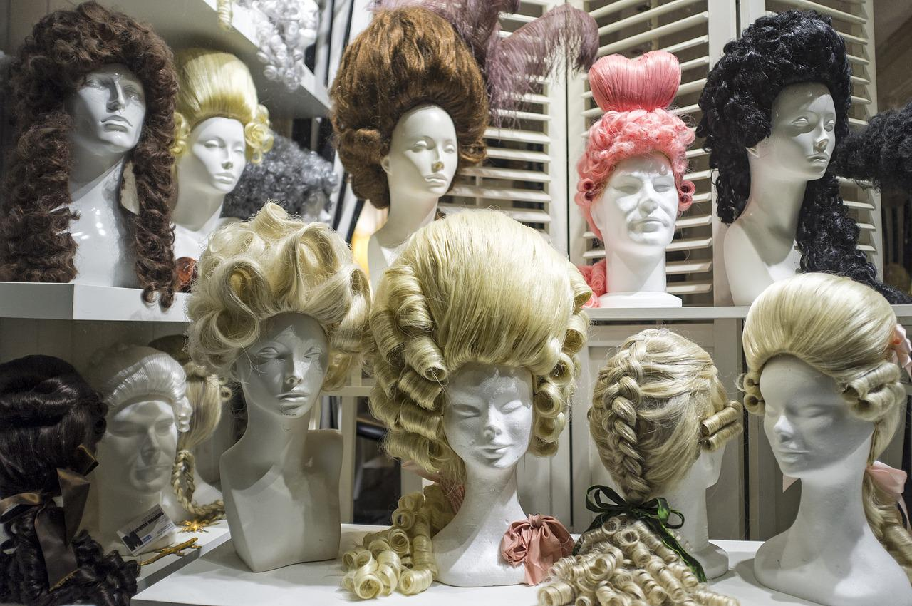 Six Hair Wigs You can Use