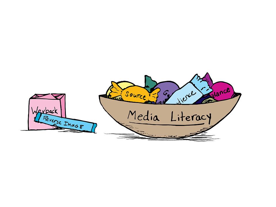 Media Literacy, Technology, Digital Citizenship, Candy