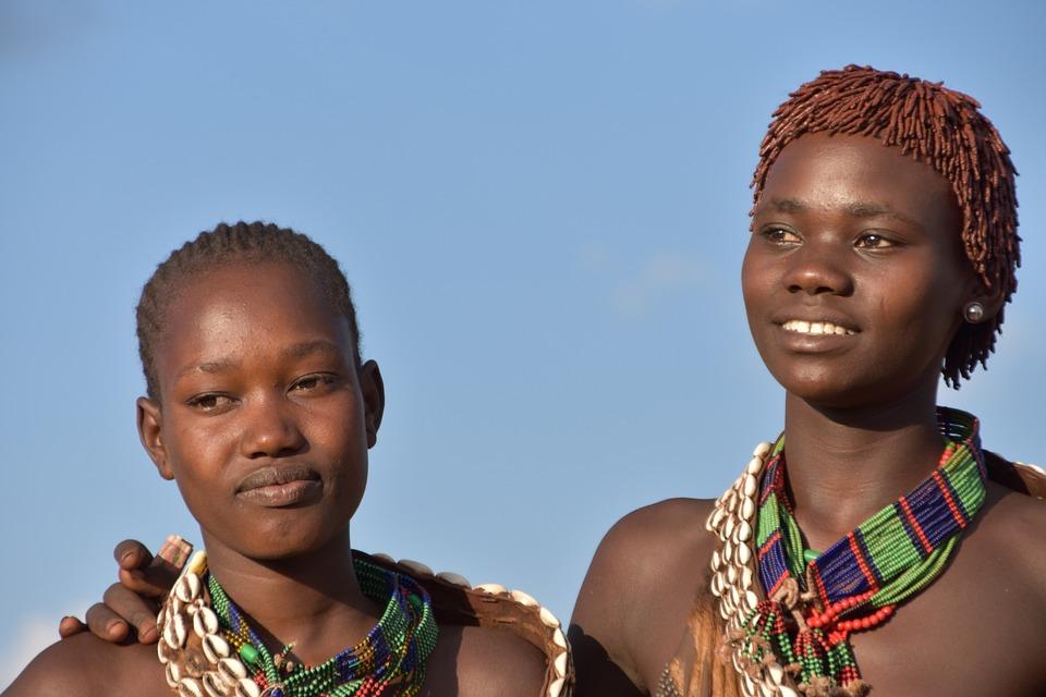 Afrikkalainen heimo suku puoli video