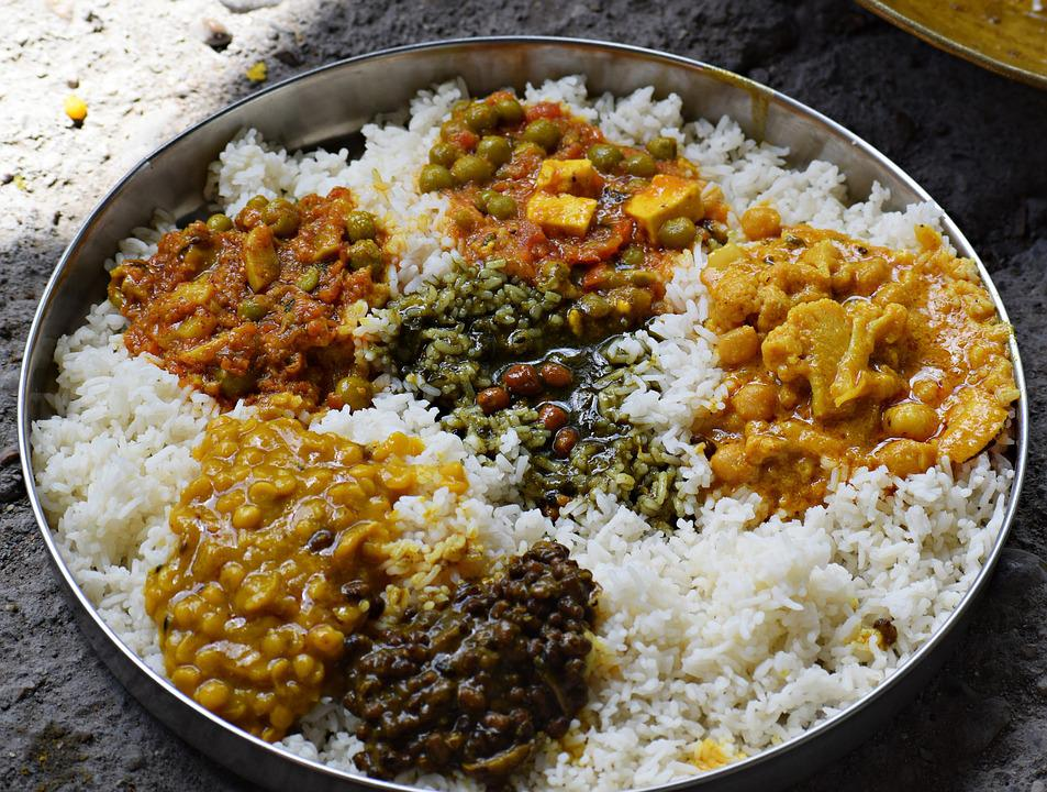 Indian Food Healthy Free Photo On Pixabay