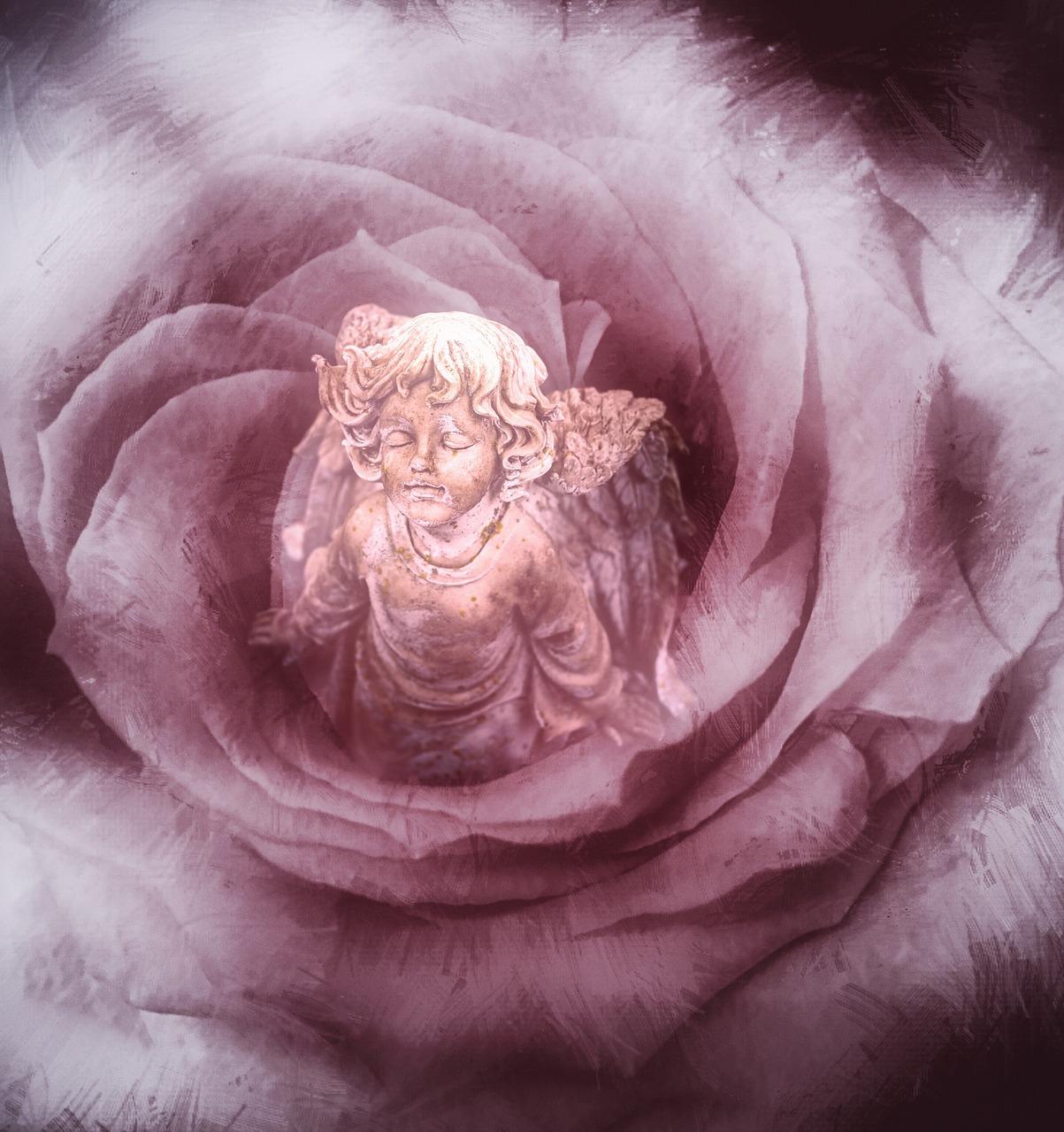 картинки ангел роза мистика одежда аватария аватария