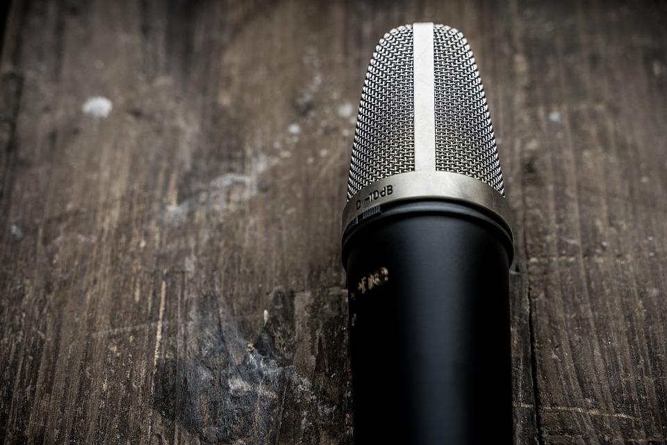 ポッド キャスト, マイク, オーディオ, ラジオ, サウンド, 音楽, スタジオ, 録画, Mic, 技術