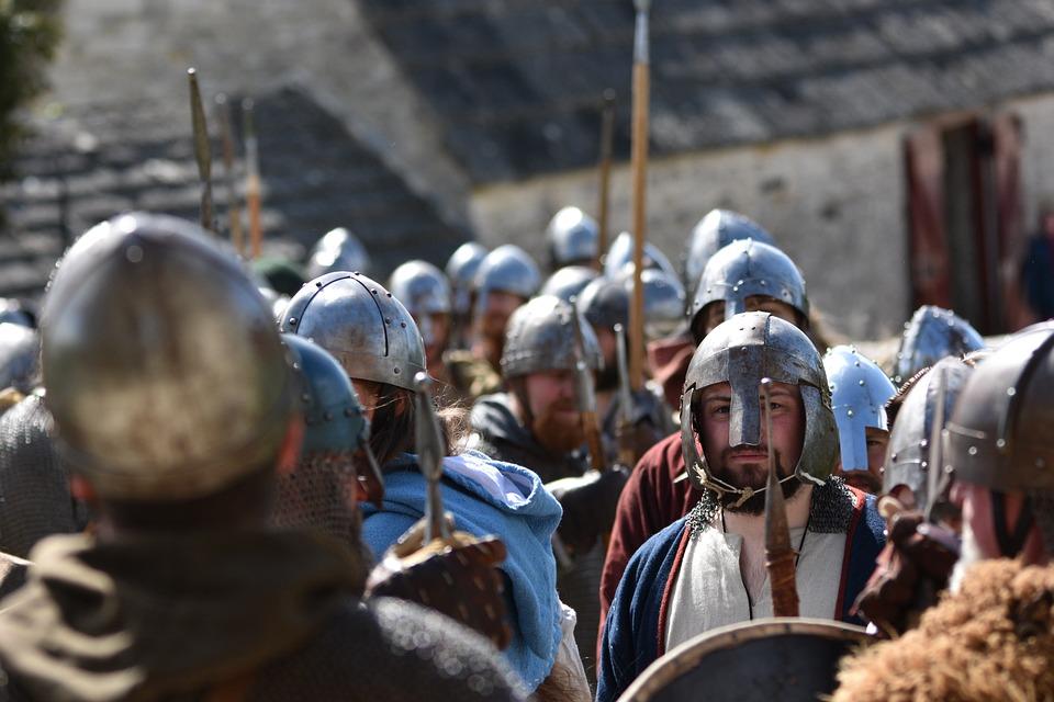 Viking, War, Warrior, Knight, Battle, Medieval, History