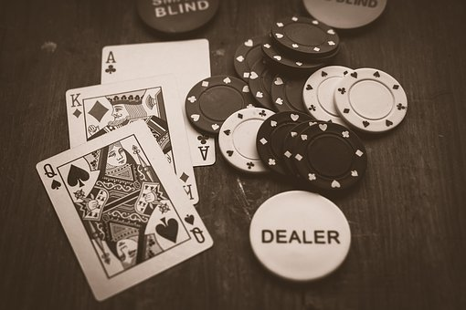 Gambling, Sweepstakes, Poker, Luck, Play
