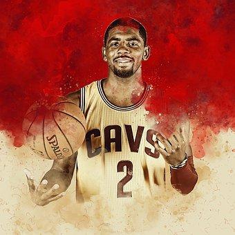 Man, Male, Basketball, Player