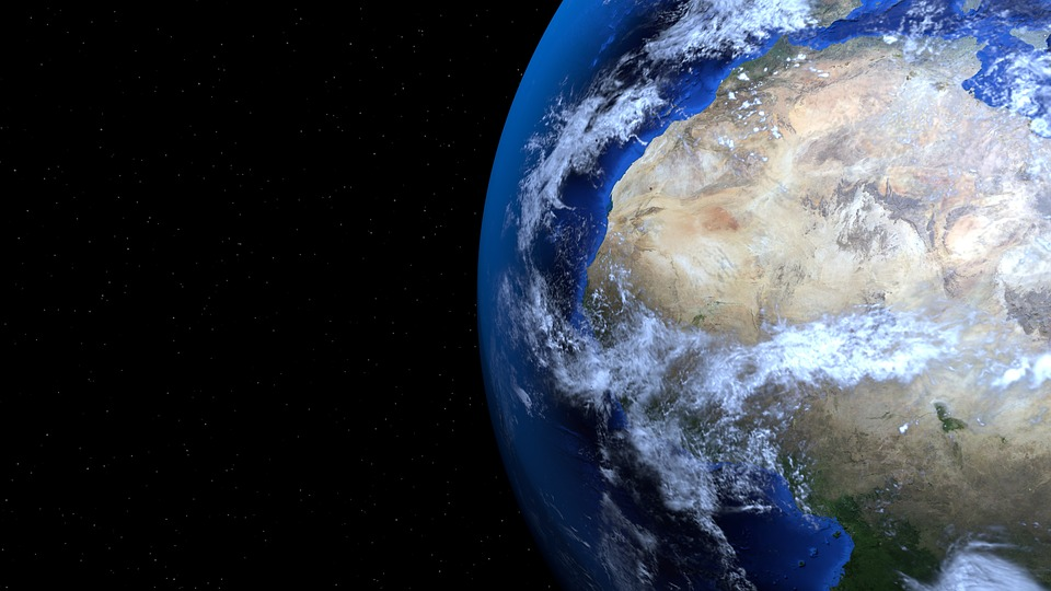 Tierra, Calentamiento Global, Clima, Espacio, África