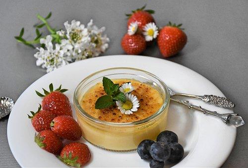 Cream, Milk Cream, Crema Catalana
