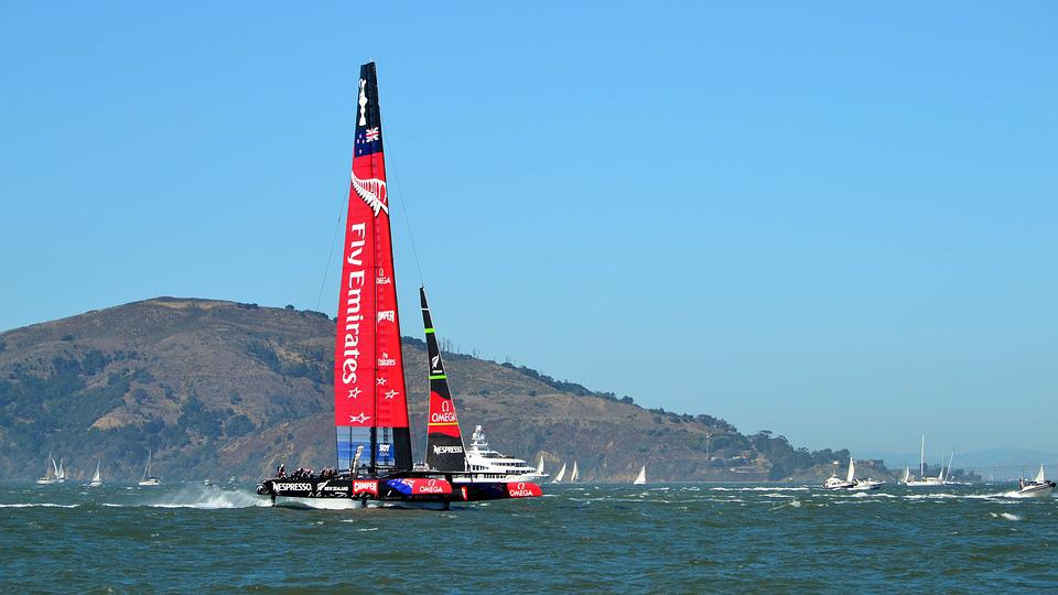 americas cup accommodation