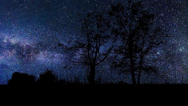 밤하늘 사진 무료 이미지 다운로드 Pixabay