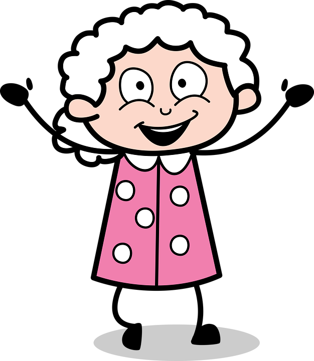 Mother Old Age Aunt - Free image on Pixabay