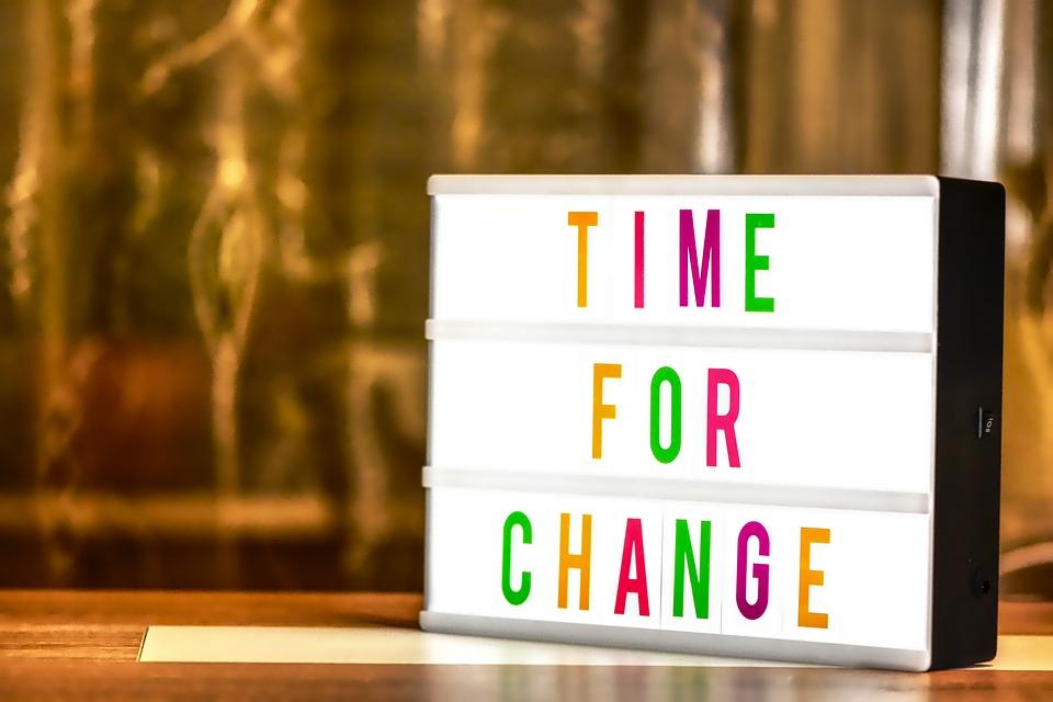 Tijd Voor Verandering, Nieuwe Manieren, Brieven