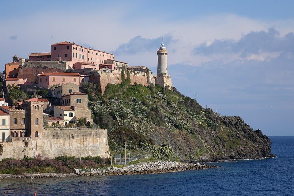 Portoferraio, Elba, Italy, Island, Tuscany