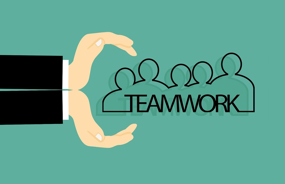Teamwork, Management, Supervision, Environment, Work شركات التقنية