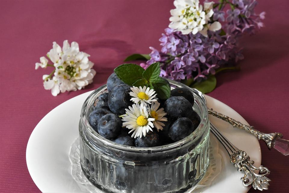 Mirtilli, Frutti Di Bosco, Alimentari, Sano, Fresco