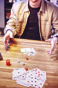 Cards, Games, Poker, Casino, Play, Win