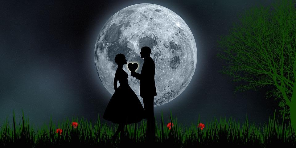 Láska, Romantické, Romantická Noc, Romance, Vztah, Pár