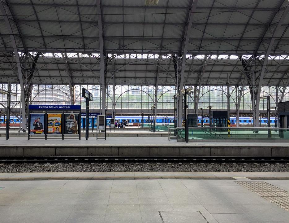 Prague Metro Stations