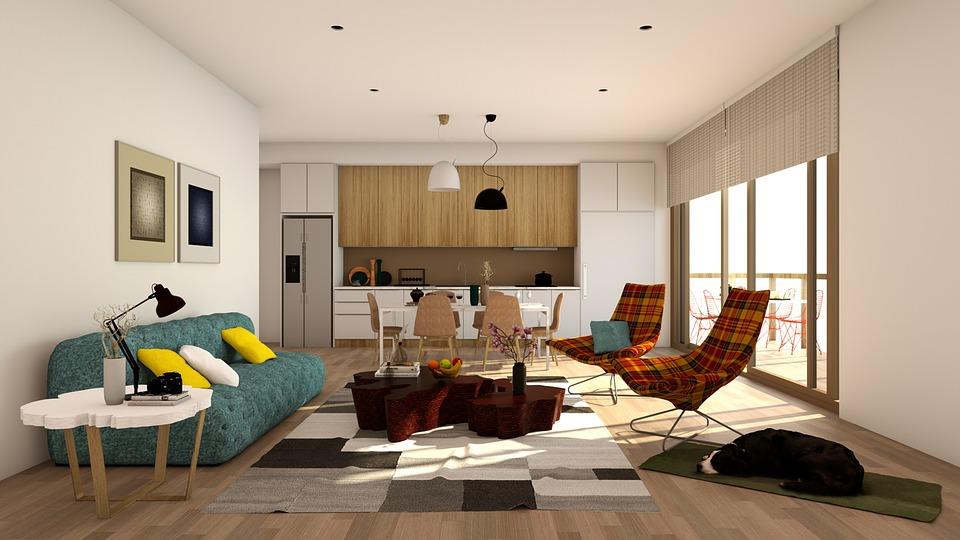 Living Room Sofa Furniture - Free image on Pixabay