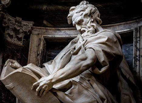 Saint Matthew, Book, Reading, Gospel