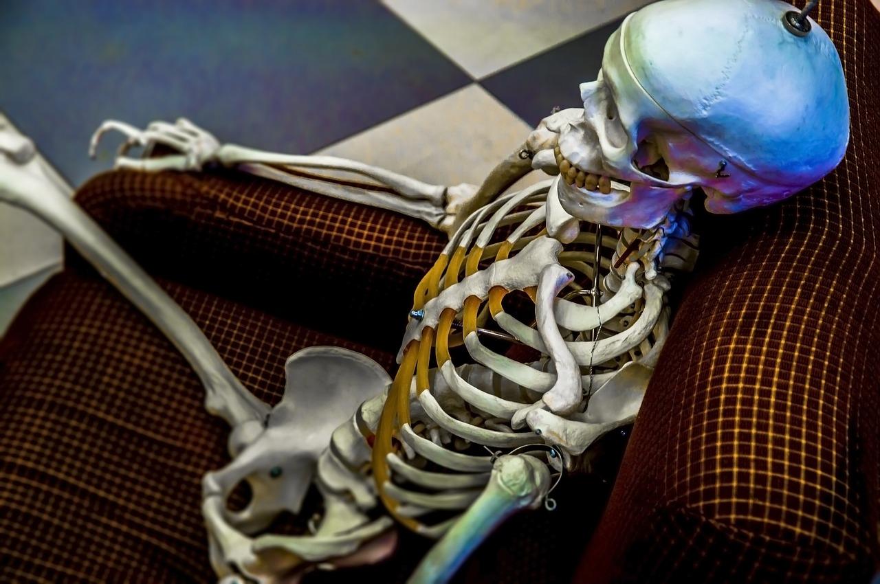 Фотки про скелетов