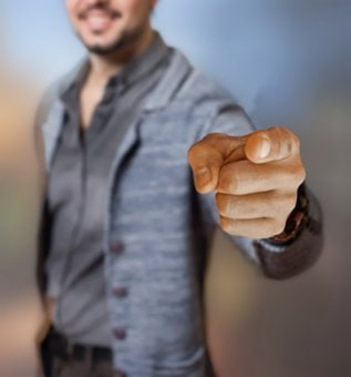 Pointing, Finger, Designate, Select