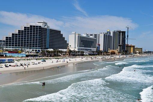 Daytona Beach Florida, Tourism, Travel