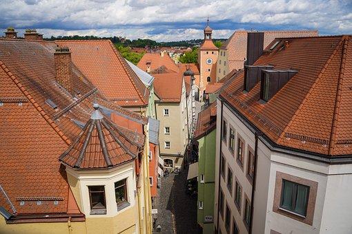 Regensburg, Historic Center