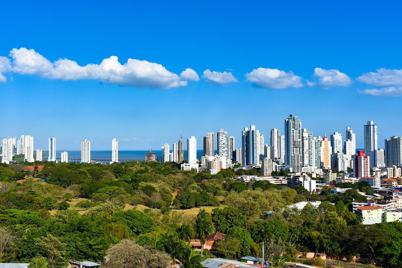 Panama-Stadtspringerhaken