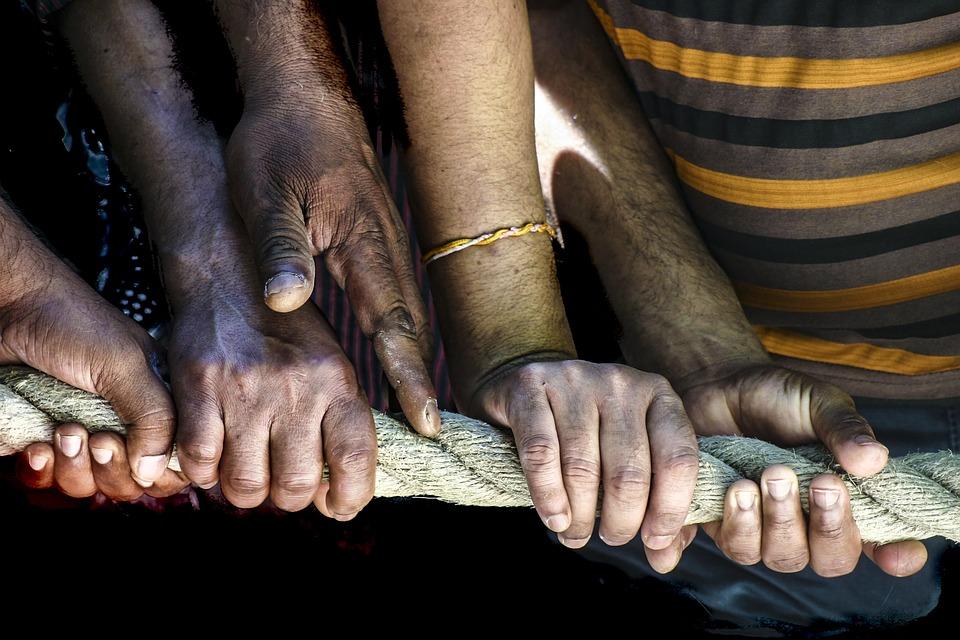 Gens, Humanité, Solidarité, Mains, Hommes, Personnes