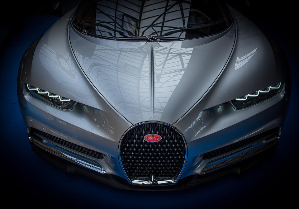 Bugatti, Chiron, Sports Car, Modern, Auto, Design, World fastest car