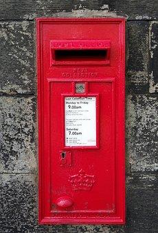 Post, Postbox, Post Box, Mailbox, Mail