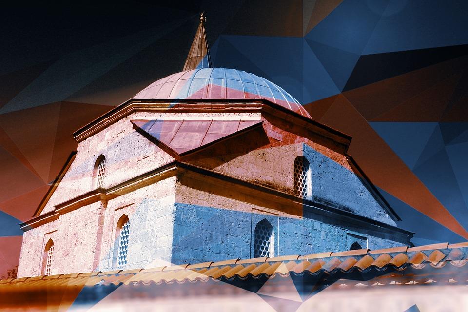 Mosque Art Edirne - Free photo on Pixabay