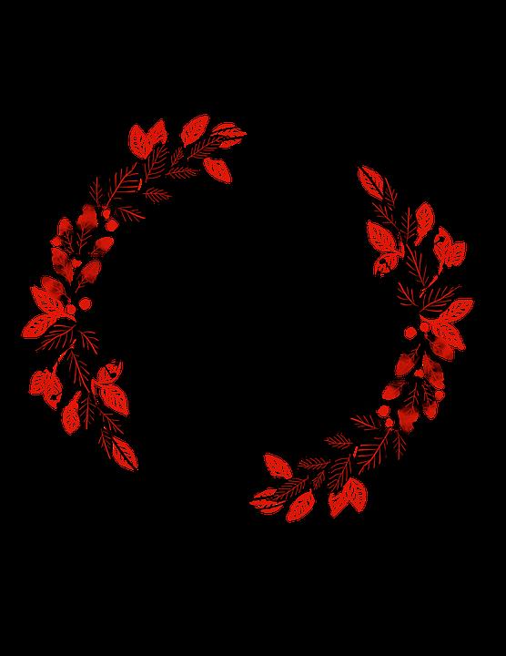 Aquarelle Couronne Bouquet Image Gratuite Sur Pixabay