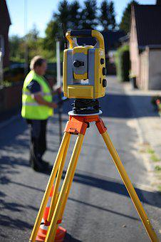Surveying, Geodesy, Equipment