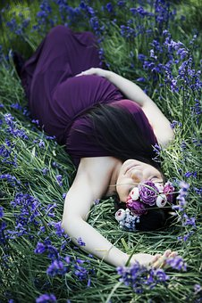 Maternidad, Mamá, Bebé, Campanas Azules